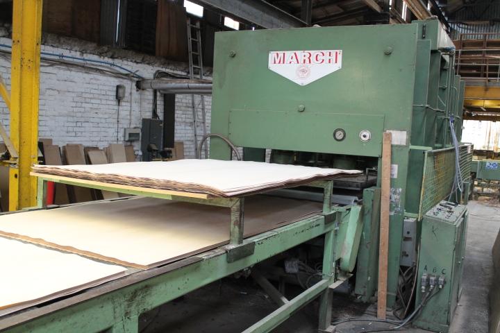 Reliance Veneer Panel Division